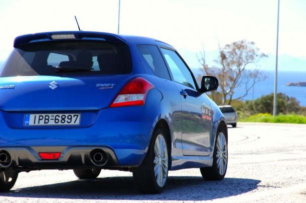 test drive: suzuki swift sport - 329