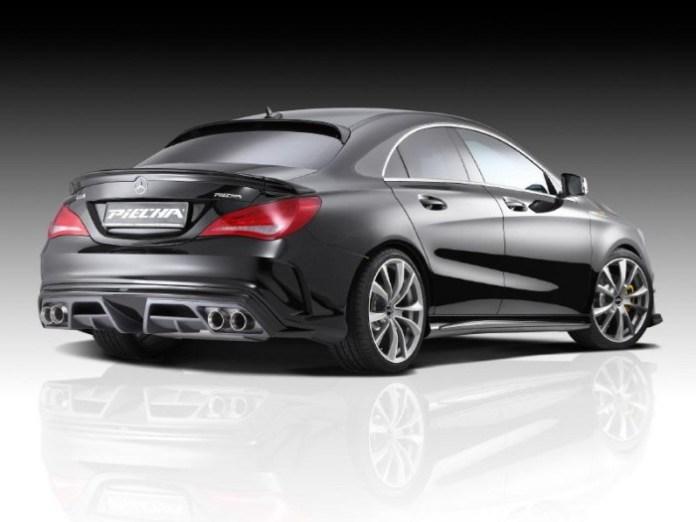 Mercedes-Benz CLA by Piecha Design