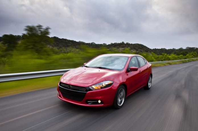 2013 Dodge Dart SXT Special Edition with the Rallye Appearance Grou