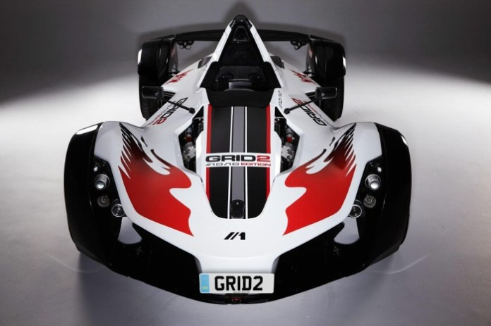 BAC Mono GRID 2: Mono Edition