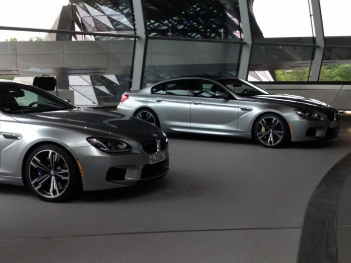 BMW M6 Gran Coupe Launch Edition