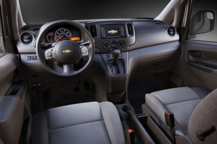 Chevrolet City Express 2015 (2)