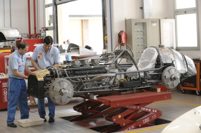 Ferrari Classiche (1)