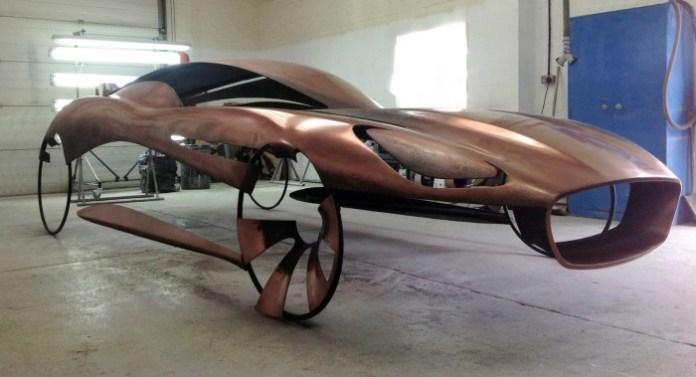 Jaguar-Inspired Artwork Unveiled At Clerkenwell Design Week (6)
