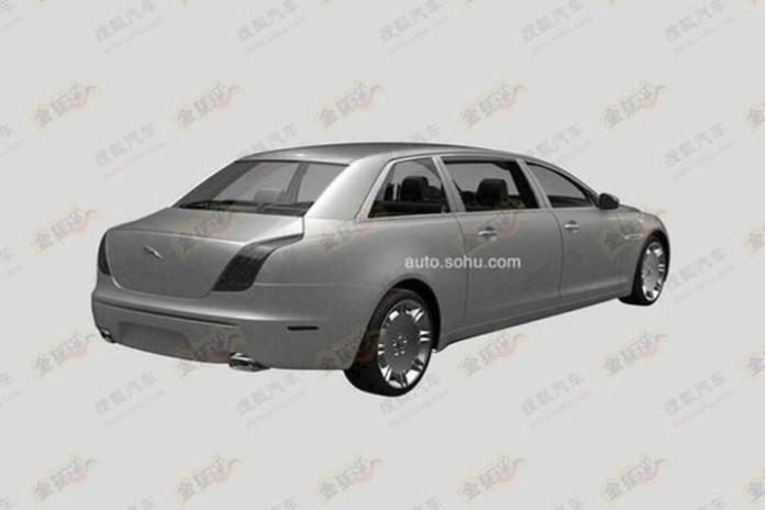 Jaguar XJ extra-long wheelbase (2)