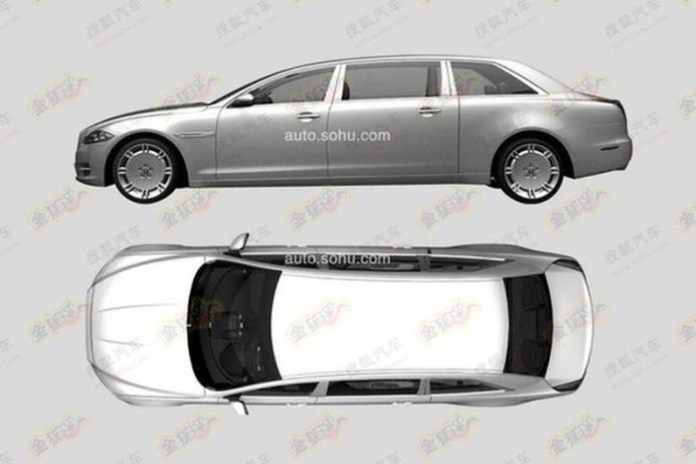 Jaguar XJ extra-long wheelbase (3)