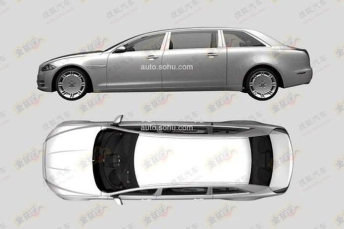 Jaguar XJ extra-long wheelbase (3)