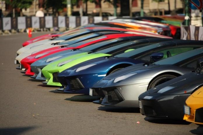 Lamborghini 50th Anniversary Grand Tour (12)