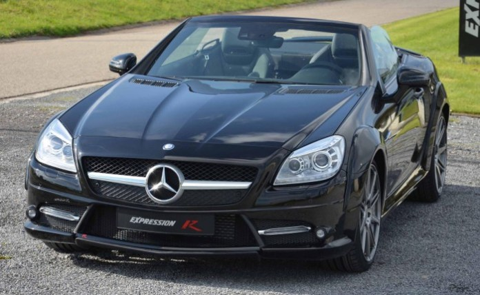 Mercedes SLK by Expression Motorsport (1)