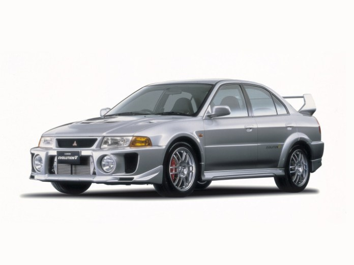 Mitsubishi-Lancer-Evolution-V