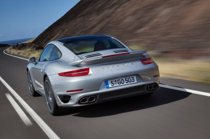 Porsche 911 Turbo and Turbo S 2014 (6)