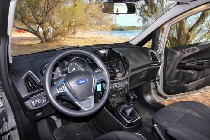 Test Drive: Ford B-Max EcoBoost 120 - 273