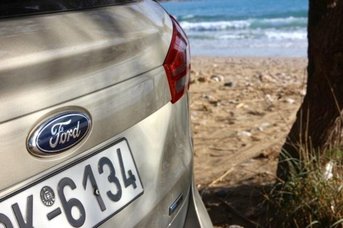 Test Drive: Ford B-Max EcoBoost 120 - 306