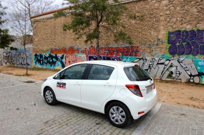 Test Drive: Toyota Yaris MultiDrive-S - 07