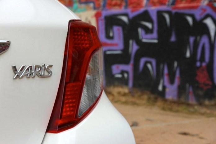 Test Drive: Toyota Yaris MultiDrive-S - 12