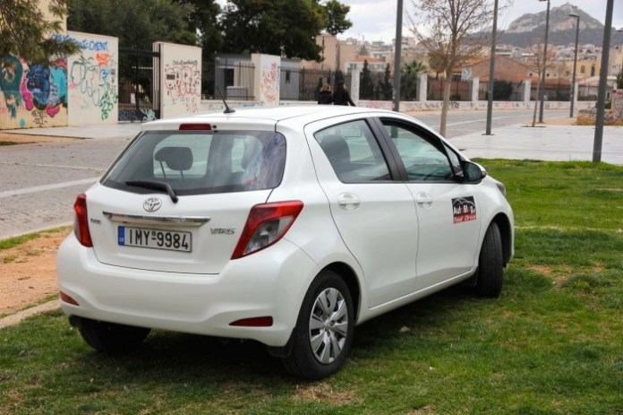 Test Drive: Toyota Yaris MultiDrive-S - 23