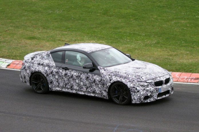 bmw-m4-coupe-spy-photos-in-nurburgring-5