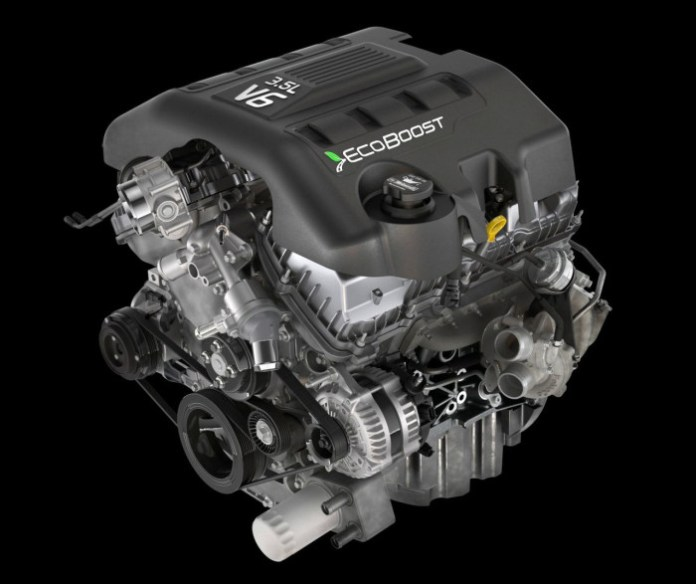 2011 Ford F-150 EcoBoost truck 3.5L Engine