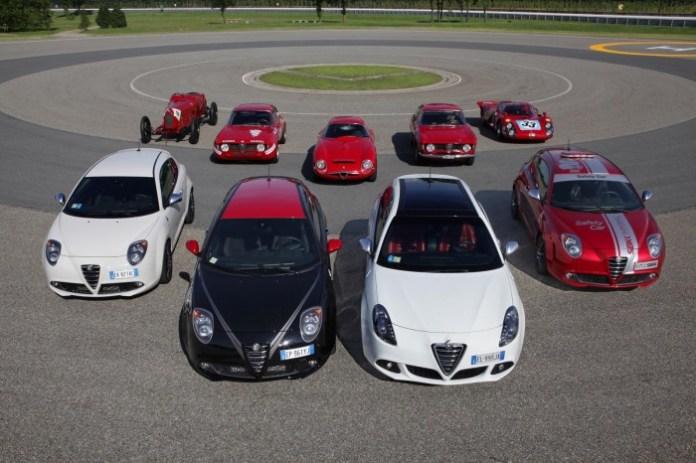 Alfa Romeo Quadrifoglio Verde is 90 years old (1)
