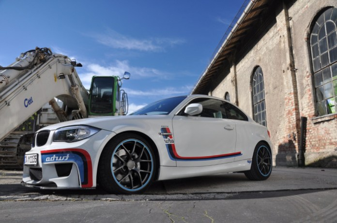 BMW 1-Series M Coupe by Sportec (1)