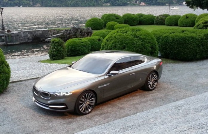 BMW Gran Coupe Lusso