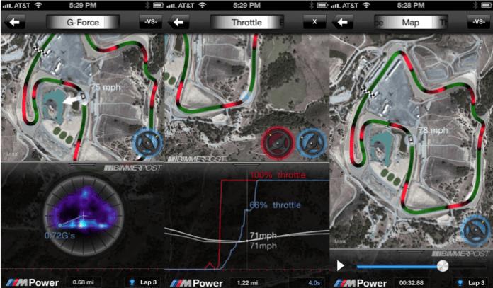 BMW M Power App