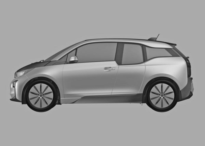 BMW i3 production version patent drawings (6)