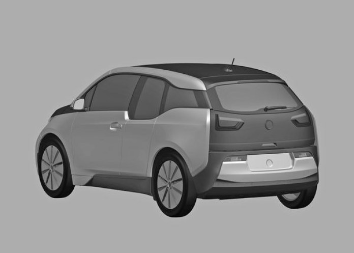 BMW i3 production version patent drawings (9)