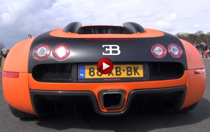 sound video bugatti veyron mansory. Black Bedroom Furniture Sets. Home Design Ideas