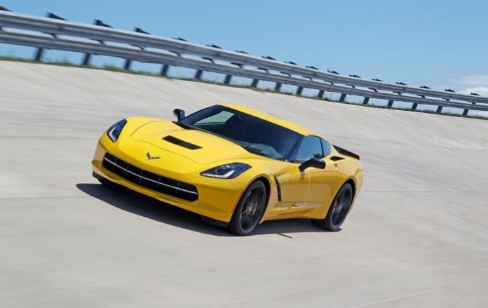 Chevrolet Corvette Stingray 2014 (7)