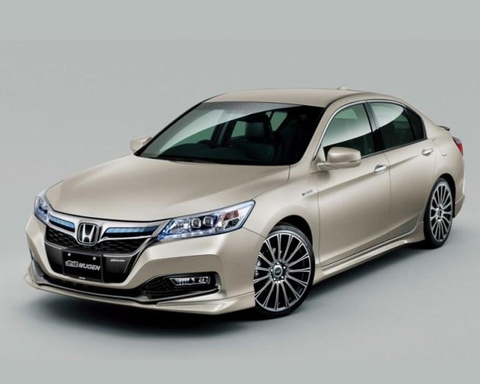 Honda Accord Hybrid by Mugen (2)