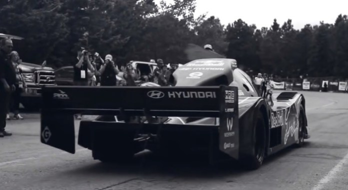 Hyundai Genesis Coupe previewed for Pikes Peak