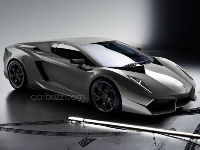 Lamborghini Cabrera renderings (6)