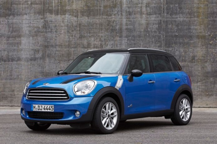 MINI Cooper Countryman and Cooper Paceman ALL4 (1)