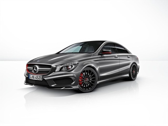 Mercedes CLA 45 AMG Edition 1 (1)