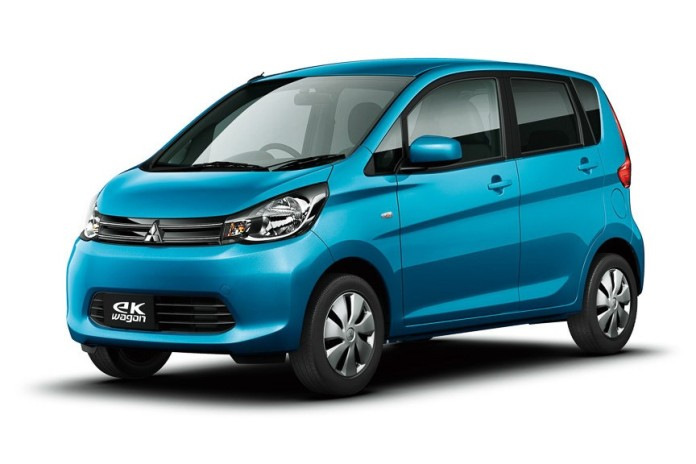 Mitsubishi eK Wagon and eK Custom (4)