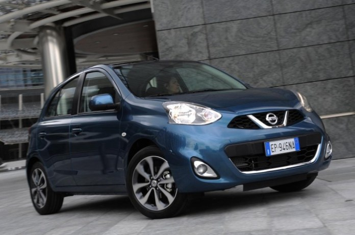 Nissan Micra facelift 2013 (1)
