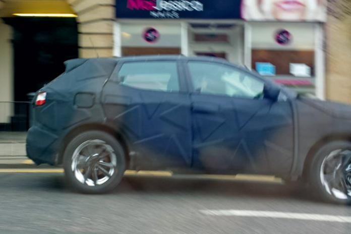 Nissan Qashqai 2014 spy photos (3)