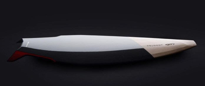 Peugeot GTi Surfboard Concept (3)
