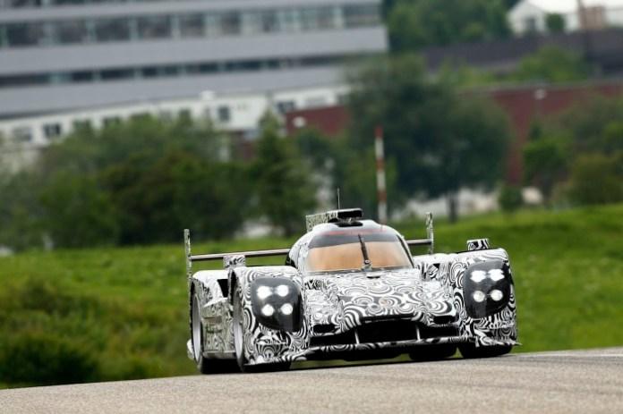 Porsche LMP1 sports prototype (2)