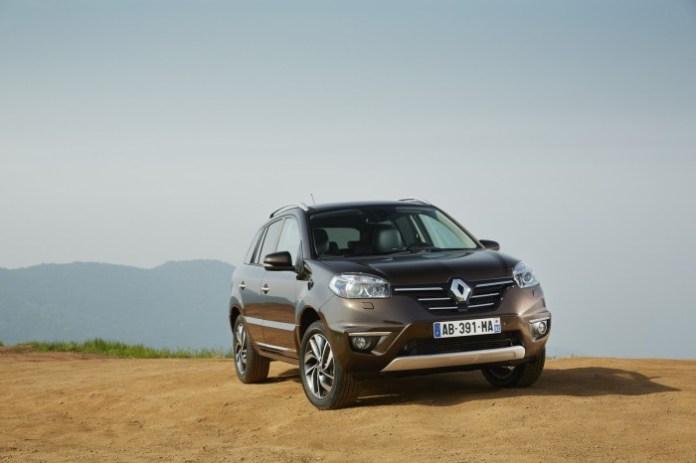 Renault Koleos Facelift 2014 (5)