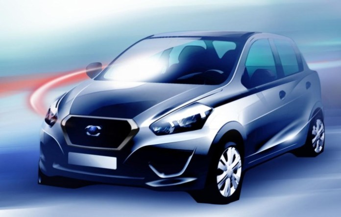 2013 Datsun teaser photo (1)