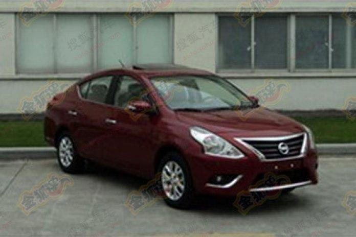 2014 Nissan Sunny (2)
