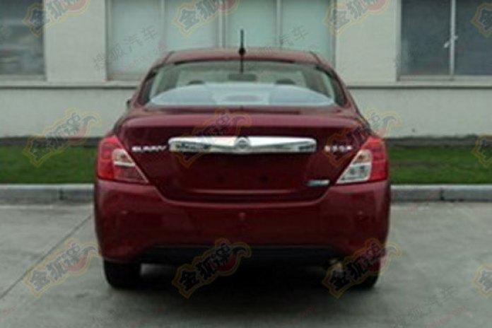 2014 Nissan Sunny (3)