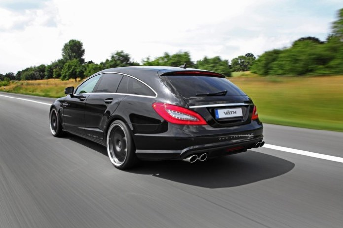 Mercedes-Benz CLS 63 AMG Shooting Brake by VATH