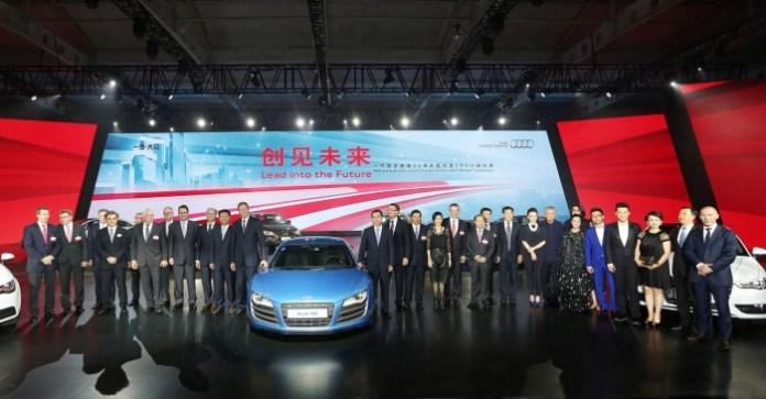 Audi-FAW Plug-in Hybrid announcement (2)