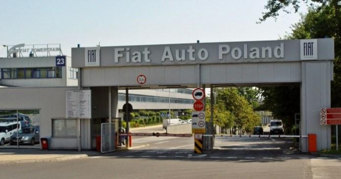 Fiat Bielsko Biala plant (1)
