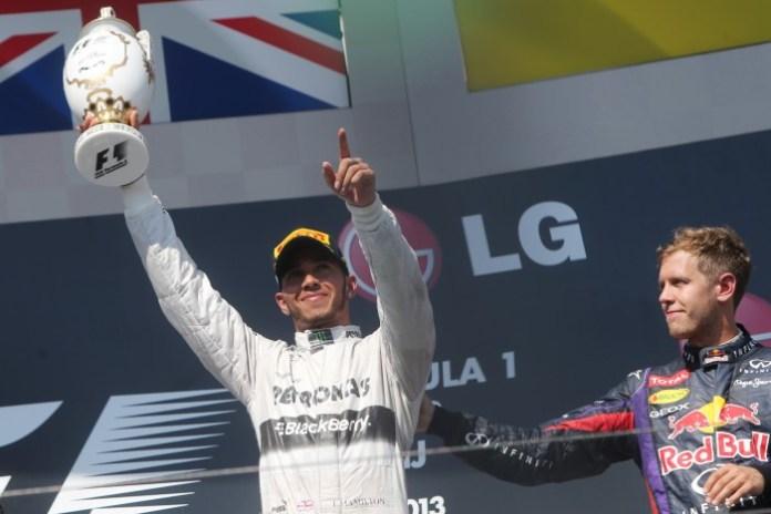 Hamilton-Vettel