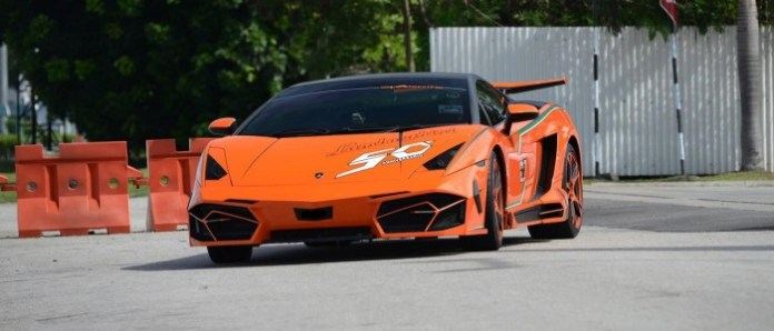 Lamborghini Gallardo Galaxy Warrior by ATS (1)