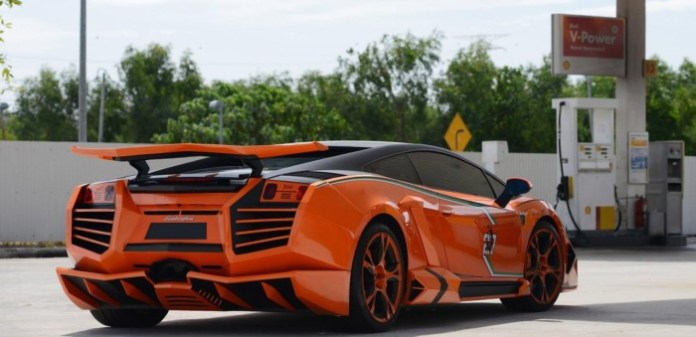Lamborghini Gallardo Galaxy Warrior by ATS (2)